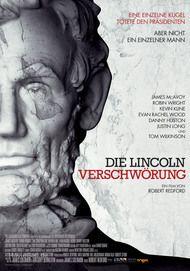 """Filmplakat für """" Die Lincoln-Verschwörung """""""