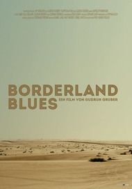 "Movie poster for ""Borderland Blues"""