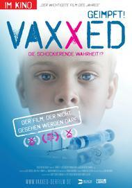 """Movie poster for """"Vaxxed: From Cover-Up To Catastrophe"""""""