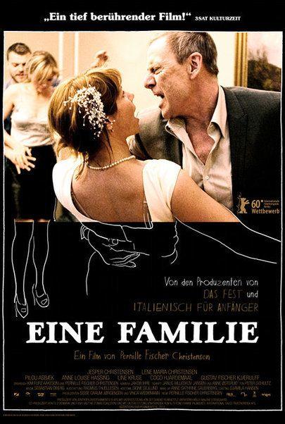 """Filmplakat für """"Eine Familie """""""