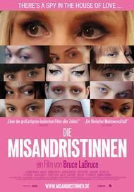 """Filmplakat für """"Die Misandristinnen"""""""