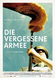 """Filmplakat für """"Die vergessene Armee"""""""
