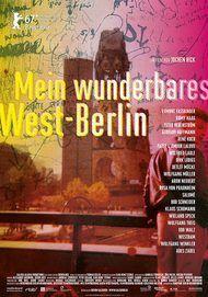 """Filmplakat für """"Mein wunderbares West-Berlin"""""""