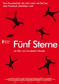 """Filmplakat für """"Fünf Sterne"""""""