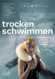 """Filmplakat für """"Trockenschwimmen"""""""
