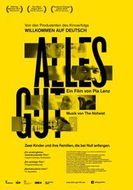 """Movie poster for """"Alles gut"""""""