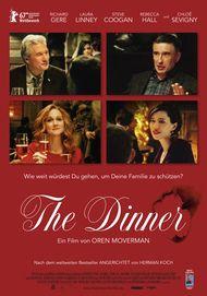 """Filmplakat für """"THE DINNER"""""""