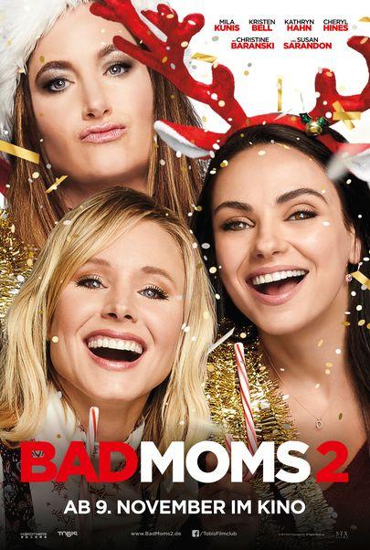 """Filmplakat für """"Bad Moms 2"""""""