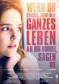 """Filmplakat für """"Wenn du stirbst, zieht dein ganzes Leben an dir vorbei, sagen sie"""""""