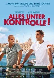 """Filmplakat für """"Alles unter Kontrolle"""""""