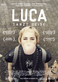 "Movie poster for ""Luca tanzt leise"""