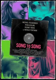 """Filmplakat für """"Song to Song"""""""