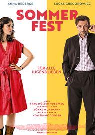 """Filmplakat für """"Sommerfest"""""""
