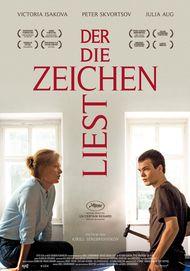 """Filmplakat für """"Der die Zeichen liest"""""""