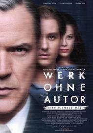 """Filmplakat für """"WERK OHNE AUTOR"""""""