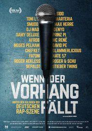 """Filmplakat für """"Wenn der Vorhang fällt"""""""