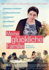 """Filmplakat für """"Meine glückliche Familie"""""""