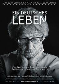 """Filmplakat für """"Ein deutsches Leben"""""""