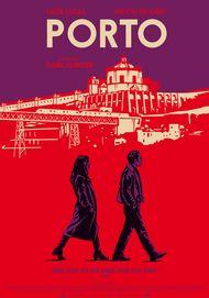 "Movie poster for ""Porto"""