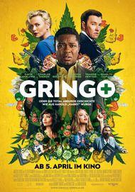 """Filmplakat für """"Gringo"""""""