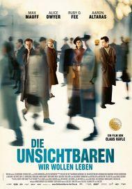 """Filmplakat für """"Die Unsichtbaren - Wir wollen leben"""""""