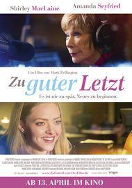 """Filmplakat für """"Zu guter Letzt"""""""