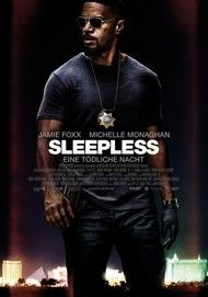 """Filmplakat für """"Sleepless - Eine tödliche Nacht"""""""
