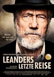 """Filmplakat für """"Leanders letzte Reise"""""""