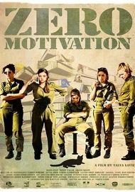 """Filmplakat für """"Null Motivation"""""""