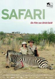 "Filmplakat für ""Safari"""