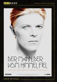 """Filmplakat für """"Der Mann, der vom Himmel fiel"""""""