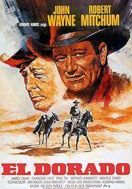 "Filmplakat für ""EL DORADO"""