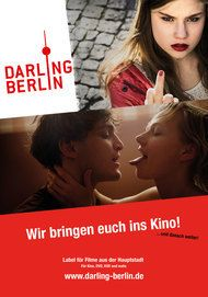 "Movie poster for ""Darling Berlin"""