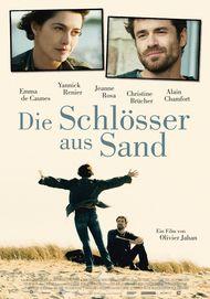 """Filmplakat für """"Die Schlösser aus Sand"""""""