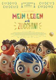 """Filmplakat für """"Mein Leben als Zucchini"""""""