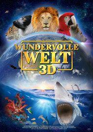 """Movie poster for """"Wundervolle Welt (3D)"""""""