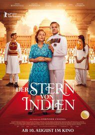 """Filmplakat für """"Der Stern von Indien"""""""