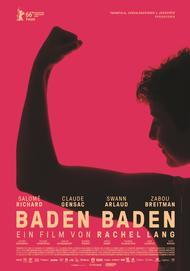 "Movie poster for ""BADEN BADEN"""