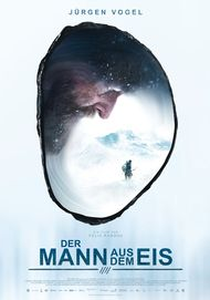 "Movie poster for ""Der Mann aus dem Eis"""