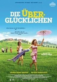 """Filmplakat für """"Die Überglücklichen"""""""