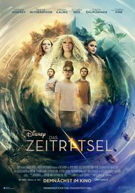 """Filmplakat für """"Das Zeiträtsel"""""""