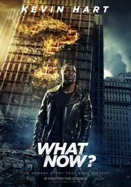 """Filmplakat für """"Kevin Hart: What now?"""""""