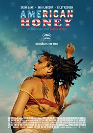 "Filmplakat für ""AMERICAN HONEY"""