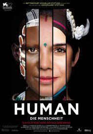 """Filmplakat für """"Human - Die Menschheit"""""""