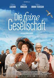 """Filmplakat für """"Die feine Gesellschaft"""""""