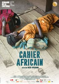 """Movie poster for """"Cahier Africain"""""""