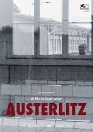 "Movie poster for ""Austerlitz"""