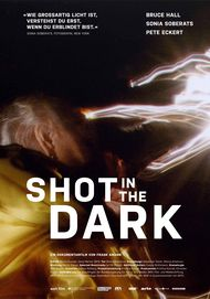 "Movie poster for ""Shot in the Dark"""