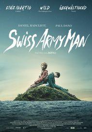 """Filmplakat für """"Swiss Army Man"""""""