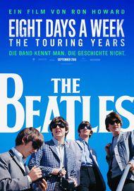 """Filmplakat für """"THE BEATLES: EIGHT DAYS A WEEK"""""""